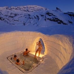 Kar Tatili'ni Sizden İyi Değerlendiren 22 İnsan