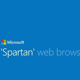 Karşınızda yeni tarayıcı Microsoft Spartan!
