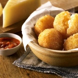 Kaşarlı Patates Topları Tarifi
