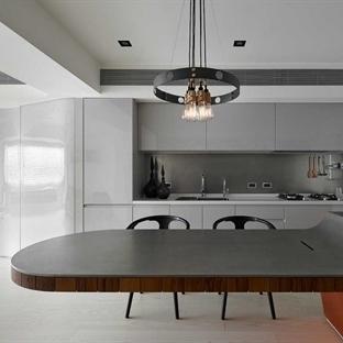 KC Design'dan Tayvan'da Residence Zheng Aydınlatma