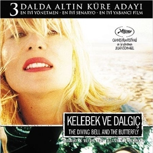 Kelebek ve Dalgıç - Jean Dominique Bauby