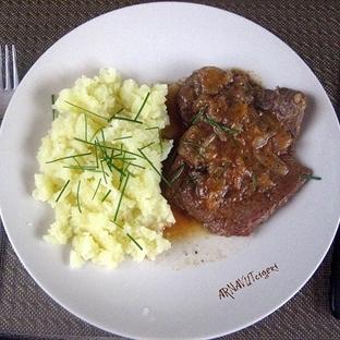 Kimyonlu biftek