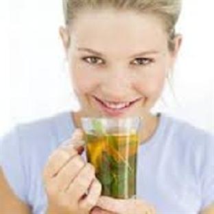 Kış için zayıflatan özel çay tarifi