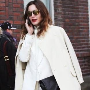 Kışın Beyaz Giymenin 5 Yolu