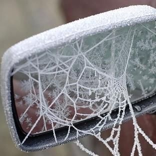 Kışın Sanata Çevirdiği 15 Otomobil