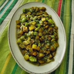 Kiviyle Besleyici ve Lezzetli Bir Salata