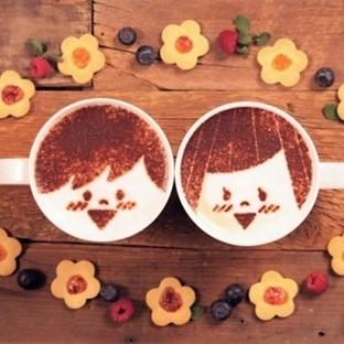 Latte Kupalarıyla Bir Aşk Hikayesi