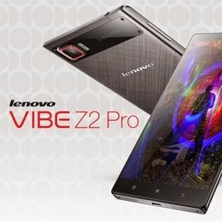 Lenovo akıllı telefonları resmen ülkemizde