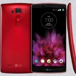 LG G Flex 2 kendi çiziklerini onarıyor