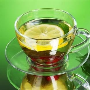 Limon Çayı İle Zayıflama