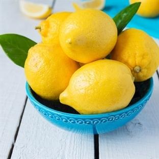 Limon diyeti ile 7 günde 2 kilo verme