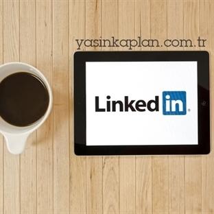 Linkedin Profiliniz Tamam mı?