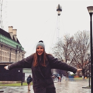 Londra'dan İlk Merhaba