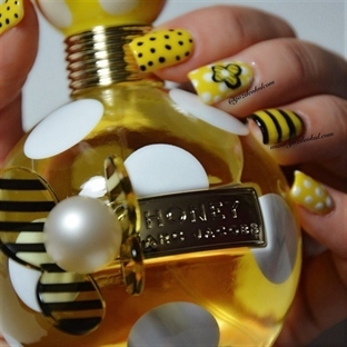 Marc Jacobs Honey Nails (video anlatımlı)