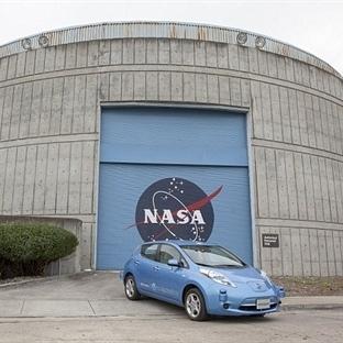 Mars İçin Araba Projesi / Nissan Leaf