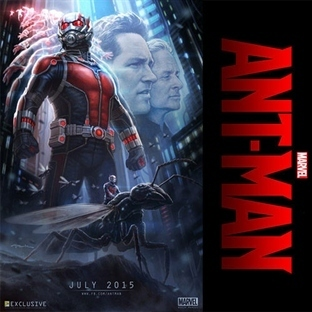 Marvel'dan Ant-Man teaser'ı yayınlandı.