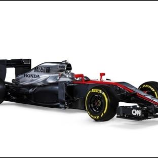 McLaren MP4/30 Görücüye Çıktı