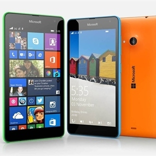 Microsoft, Nokia'sız İlk Akıllı Telefonu Lumia 535