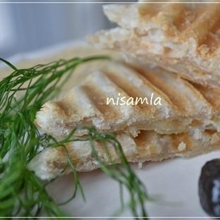 milföy hamurundan pratik tost yapımı