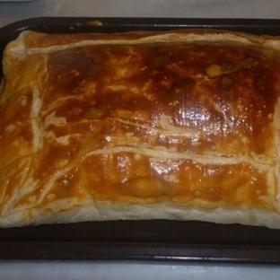 Milföy Hamurundan Börek-Pasta Sfoglia Tarifi
