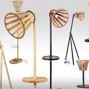 Milica Maric'den Wood Mood Aydınlatma Serisi