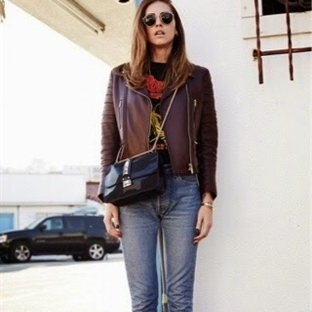 Moda: Girlfriend Jean