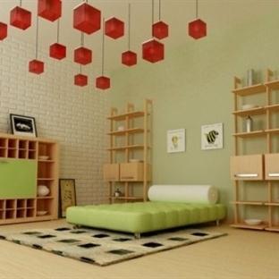 Modern Genç Odası Tasarım Fikirleri