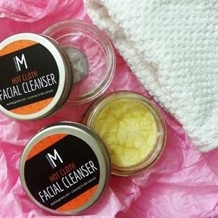Moshos Garden Hot Cloth Facial Cleanser