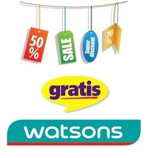İndirimlerde Watsons ve Gratis'ten Neler Alınmalı?