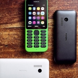 "Nokia'dan 29 Dolara akıllı telefon ""Nokia 215″"