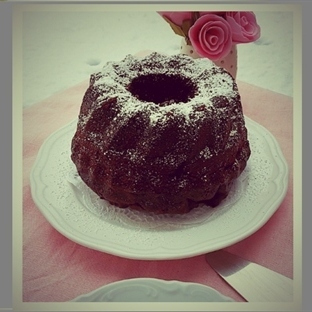 Nutellalı Çikolatalı Kek
