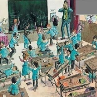 Öğretmenlere Sınıf Sorunları İçin Uygulanabilir Ön