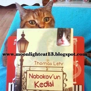 Okuma Halleri, Fotoğraflarla - Nabokov'un Kedisi /