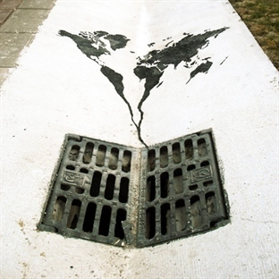 Pejac'ın Avrupa Şehirlerine Yaydığı Sokak Sanatı