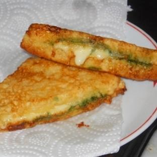 Peynirli Ekmek Kızartması-Tramezzini Fritti Tarifi