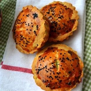 Peynirli Mini Tart Tarifi