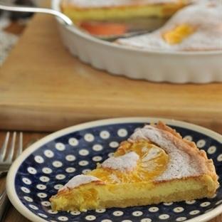 Portakallı Tart
