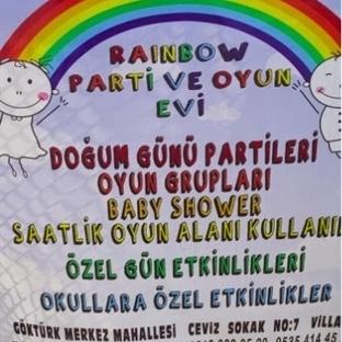 Rainbow Parti ve Oyun Evi