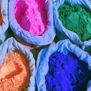 Renklerin Festivali HOLİ