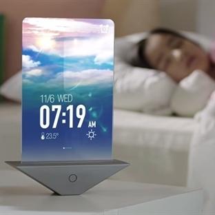 Samsung'a Göre Gelecek