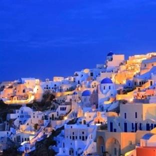 Santorini Adası Hakkında Bilgi