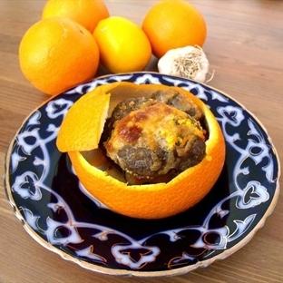 Sarımsaklı Portakallı Köfte
