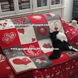 Sevgiyle İşlenen Battaniyem