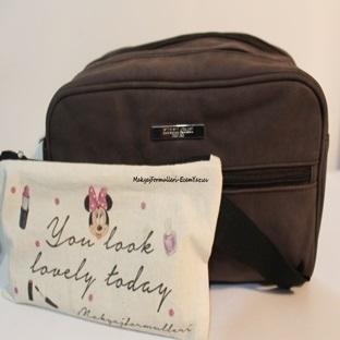 Seyahat Makyaj Çantam (Gratis ve Mac Alışverişim)