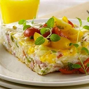 Sosisli Patates Omleti Tarifi