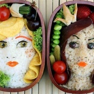 İştah Kabartan Yemek Sanatı Örnekleri