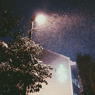 İstanbul'a Kar Yağıyor Üşümedim Ki