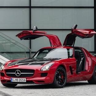 Süper Lüks Otomobiller