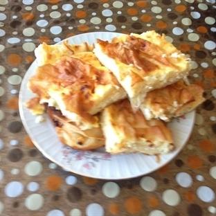 Sütlü Börek