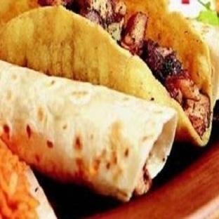 Tavuklu Taco